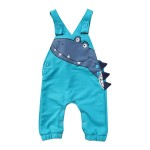 Gino Cartoon Dinosaur Jumpsuit