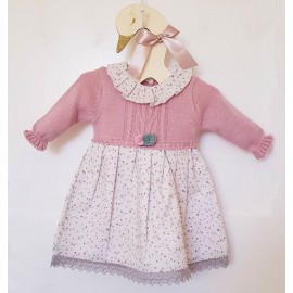 Madeline Knitted Dress